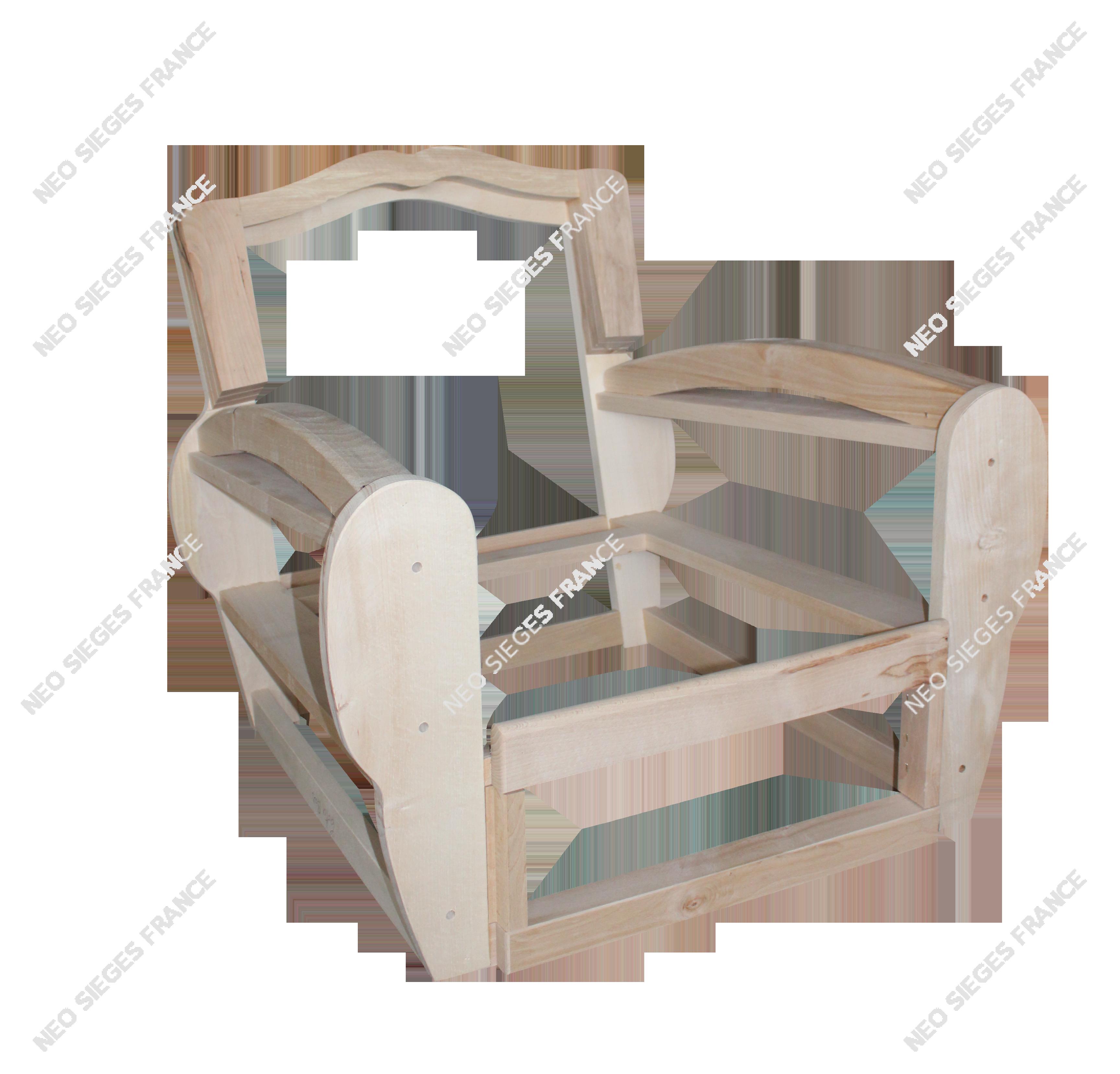 carcasse fauteuil enfant fauteuil voltaire pour enfant artisans du patrimoine with carcasse. Black Bedroom Furniture Sets. Home Design Ideas